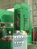 Tire Tile Vulcanizing Scrap Tire Prices, pneus Recycling Machinery