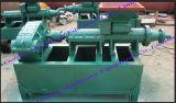 Macchina d'argento della pressa della mattonella dell'espulsore del bastone della polvere del carbone del carbone di legna della Cina