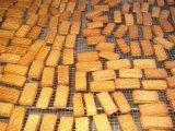 機械を作る織り目加工の大豆蛋白