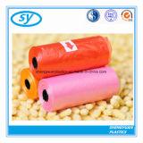 PE материал красочные LLDPE Star герметичный мешок для мусора