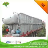 Flotación de aire disuelta calidad estupenda para quitar las aguas residuales del refino de petróleo