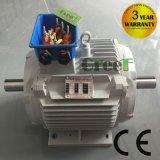 二重シャフト低速5kw 200rpm 220VACの永久マグネット発電機