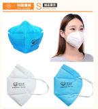Macchina piegante ultrasonica automatica della mascherina