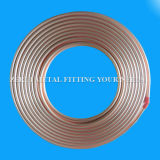 tubo de cobre flexible de 6X0.6m m para el gas doméstico