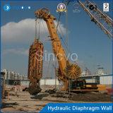 Hydraulisches Wand-Zupacken der MembraneTG26