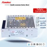 Stromversorgung der Bienenwabe-S-35-24 Ein-Output-AC/DC Swiching 35W 24V 1.5A SMPS für LED-Licht