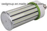 長い寿命およびよい熱放散の150W LEDのトウモロコシライト防水ちり止めPF>0.9 CRI>80