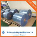 Strato trasparente del PVC, rullo libero del PVC per la formazione di vuoto