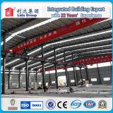 Bâtiment en acier préfabriqué d'entrepôt en acier en acier d'atelier