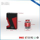 Ibuddy Zbro 1300mAh 7.0ml 기름 병 Rda 구조 Vape Mods Vape 무료 샘플
