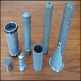 filtro em caixa de elemento de filtro de 304 316 cilindros do filtro do aço inoxidável