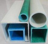 GRP FRP Glasfaser Pultruded Profil-rundes und quadratisches Rohr, Gefäß, Stab