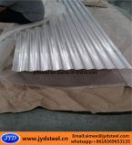 Плиты алюминиевого цинка Coated Corrugated стальные для панелей крыши