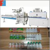 Automatische Getränkeflaschen-Schrumpfverpackung-Maschine