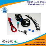 Câble équipé personnalisé de harnais de fil avec le connecteur mâle