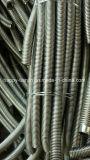 De ringvormige Pijp van de Slang van het Metaal van de Vlecht van de Draad van het Roestvrij staal van de Buis Flex