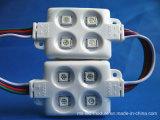 12VDC 4PCS SMD5050 LED Baugruppe mit Cer RoHS