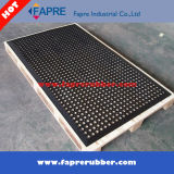 Anti Slip Drainage Rubber Mat / Matraca De Borracha Perfurada / Matra Anti Fatiga.