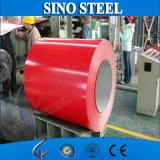 Prepainted G40/bobina de acero galvanizado corrugado revestido de color