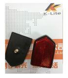 Indicatore luminoso del riflettore del motociclo, occhi di gatto dei riflettori della strada del K-Lite Km301