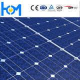 vetro Tempered solare del silicone di 3.2mm di Soalr del ferro basso di vetro policristallino del comitato