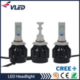 Waterproof CREE Chips 9006 LED motocicleta farol