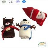 Новый дизайн рекламных Рождество одеяло Китая поставщика