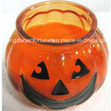 LED senza fiamma Wax Candle per Day Christmas Decor del Hallowen