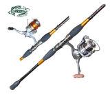 Bobine de pêche à la fine pointe de la pêche