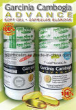 OEM que Slimming comprimidos da perda de peso da guta Gcg3 do Garcinia