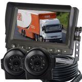 Sistemi di riserva del video della macchina fotografica con la macchina fotografica impermeabile