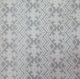 زهرة تطريز بيضاء شريط بناء