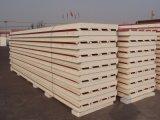 Pannelli a sandwich compositi di ENV per la struttura d'acciaio del magazzino