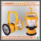 1W 플래쉬 등으로 야영을%s 15 SMD LED 태양 빛 (SH-1972C)