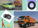 Câmara de ar interna do pneu do caminhão da borracha natural/câmara de ar interna butílica (10.00R20, 7.50R16, 3.00-18…)