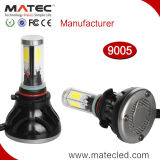 Universal Wholesales Price H4 LED Headlight Bulb 12V 22V 55W