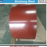 O material de construção 0.14mm-1.5mm PPGI galvanizou a bobina de aço