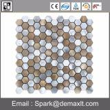 Мозаика Tille металла украшения дома алюминиевая для плитки пола