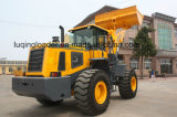 5 tonne lourd de construction de routes de bulldozer chargeuse à roues (ZL50)