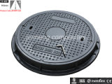 JmMr103D En124 D400 FRP Polymer Manhole CoverかCast Iron Manhole Cover