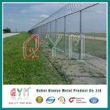 Оптовым разделительная стена ячеистой сети загородки Panle/Y-Столба сваренная авиапортом