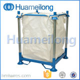 To Heavy Duty Warehouse portable Stackable Steel bend Bag pallet Racking