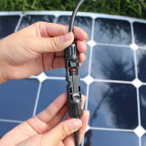 OEM 충분히 증명된 100W 150W 200W 반 유연한 태양 전지판