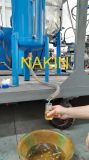 連続的で不用なエンジンオイルの再生機械または不用なオイルのリサイクル