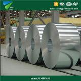 Bobina de acero de alta resistencia con poco carbono de la bobina de la hoja de acero de Gi/PPGI/Gl/Aluzinc/Cr/Hr