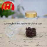 Vitamin-Kapsel-Glas mit Überwurfmutter