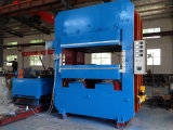 Prensa Hidráulica // Máquinas de borracha vulcanização, pressione