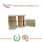 Сплав медного никеля CuNi2 0.2mm 0.1mm связывает проволокой провод 38AWG