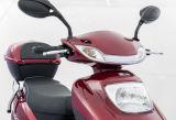 """""""trotinette"""" elétrico da mobilidade do uso da função com o pára-choque seguro do protetor"""