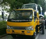 6 바퀴 JAC 도로 구획 제거 트럭 3t 구조차